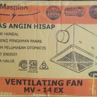 harga Maspion - Kipas Angin Hisap MV-14EX Tokopedia.com