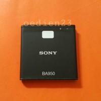 Baterai Sony Xperia ZR/C5502 Original Type BA950
