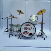 Miniatur Drum Tama Custom Jerink SID 'Rumble'