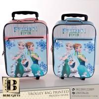 Souvenir Trolley Bag Printed (TLB) - Tas Koper
