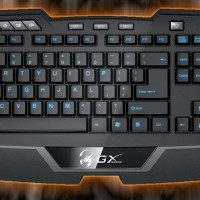 PROMO SALE!! Keyboard Gaming Imperator Pro Genius Black - White Series