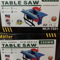 harga Table Saw Gergaji Circular Meja Mollar 8
