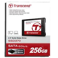 Transcend SSD D370 SATA III 6Gb / S 256GB