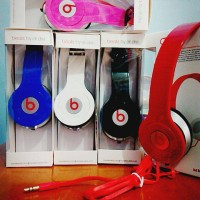 HEADSET BEATS BY DR DIE / HANDSFREE BEATS DJ / HEADPHONE