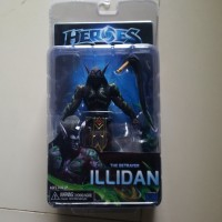 Neca Heroes Of The Storm - The Betrayer : Illidan Stormrage Metamorph.
