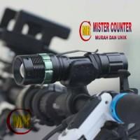 SENTER POWER STYLE C2 / SENTER POLICE / SENTER SEPEDA  / SENTER LED