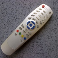 Remote Orange Tv C Band Silver