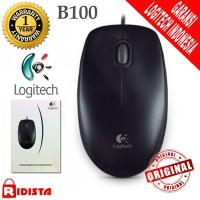 Jual Mouse USB Logitech B100 Murah