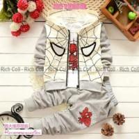 Set Spider Kids 3in1