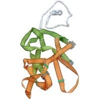 harga Safety Harness / Sabuk Pengaman Full Body Single Hook Kecil Nankai Tokopedia.com