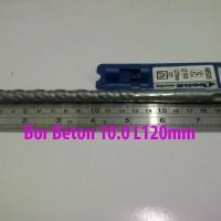 Mata Bor Beton SDS / Colok 10mm Panjang 21cm