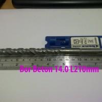 Mata Bor Beton SDS / Colok 14mm Panjang 21cm