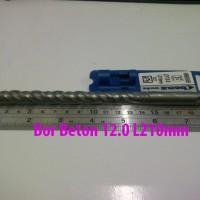 Mata Bor Beton SDS / Colok 12mm Panjang 21cm