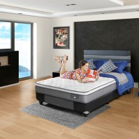 Comforta Kasur Springbed Super Choice 180x200 - Full Set 180 x 200