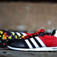sepatu adidas neo v racer nylon #1