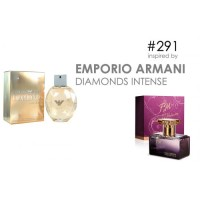 Parfum FM 291 Emporio Armani - Diamonds Intense (Original Import Eropa