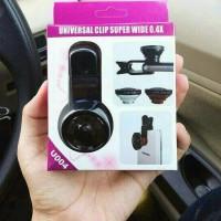 harga Lensa kamera handphone SUPER WIDE 0,4x UOO4 SPT GO PRO Tokopedia.com
