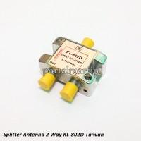 harga Splitter Antena 2 Way KL-802D Taiwan Tokopedia.com