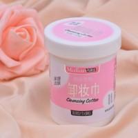 Make Up Cleansing Cotton / Kapas Pembersih Make Up - Pink