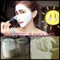 Masker Susu Kefir Kiloan untuk Seller Masker Kefir