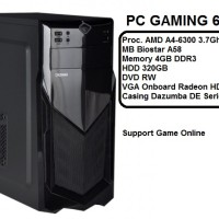 PC Rakitan Gaming 6 Support Game Online