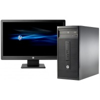 HP DEKSTOP 280 G1 MT Core i5-4590 + LED 18.5