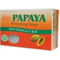 SABUN PAPAYA BDL WHITENING SOAP 135GR BPOM
