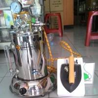 Tabung Setrika Uap Sinatek 15 Liter