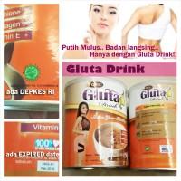 Gluta Drink, Glutathione Vitamin E Collagen