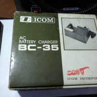 Charger HT Icom BC-35 for IC-2N,02N etc