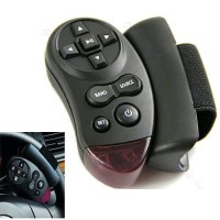 harga Steering Wheel Universal IR Remote Control For Car CD/DVD/TV/MP3 Tokopedia.com