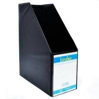 Bindex Boxfile Hitam / Biru 1034B 115 mm