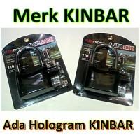 Gembok Alarm Motor / Sepeda / Rumah Merk Kinbar