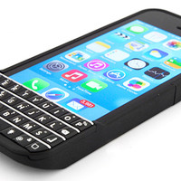 Typo Keyboard Case for iPhone 5/5s | LED Qwerty BB | Slim Bluetooth