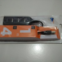 4 Port Usb Hi Speed untuk Cas Charge, Data Transfer