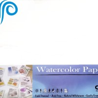 CANSON WATER COLOUR 200GSM A2 / KERTAS KHUSUS CAT AIR UKURAN A2