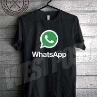 Kaos Whatsapp Logo