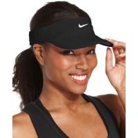 topi tenis, running, aerobik, outdoor sport / #sun visor nike