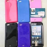 harga andromax u3 smartfren silikon soft jelly case sarung casing cover Tokopedia.com