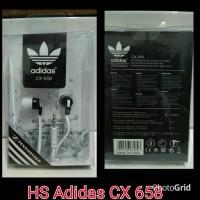 Headset Adidas CX- 658 HANDSFREE EARPHONE HANDSFREE MP3 HEADSET