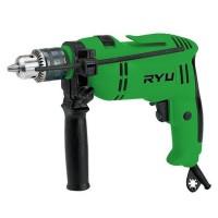 Mesin Bor Beton / Impact Drill 13 Mm RYU RID 13-1 RE Variable Speed