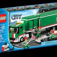 lego 60025 Grand prix truck