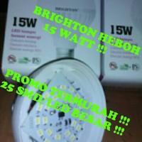 "LAMPU LED BULB 15 WATT ""BRIGHTON"" PROMO"