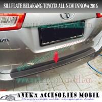 Sillplate Belakang / Back Sill Toyota All New Innova Reborn 2016