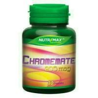 Nutrimax Chromemate 30 capsules