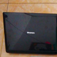 Laptop Wearnes CI 1422 Core I5 2435M, Second Normal
