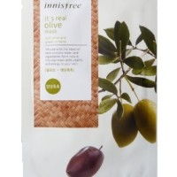 INNISFREE - ITS REAL OLIVE MASK