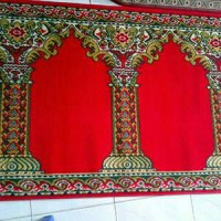 sajadah madena roll buat masjid dan mushola