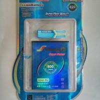 Baterai/battery Dobel Power 4850mah Advan Vandroid S5j/baterai S5j
