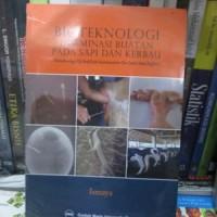 Bioteknologi : Inseminasi Buatan Pada Sapi dan Kerbau